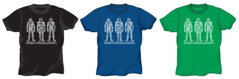 Mens EPM 'Nauts T-Shirts