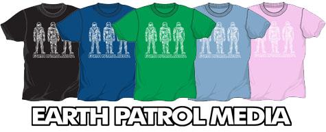 EPM 'Nauts T-Shirts